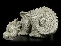 Garden Figurine Shelf Sitter - Dragon Yummy