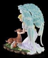 Angel Figurine - Calista with Deer