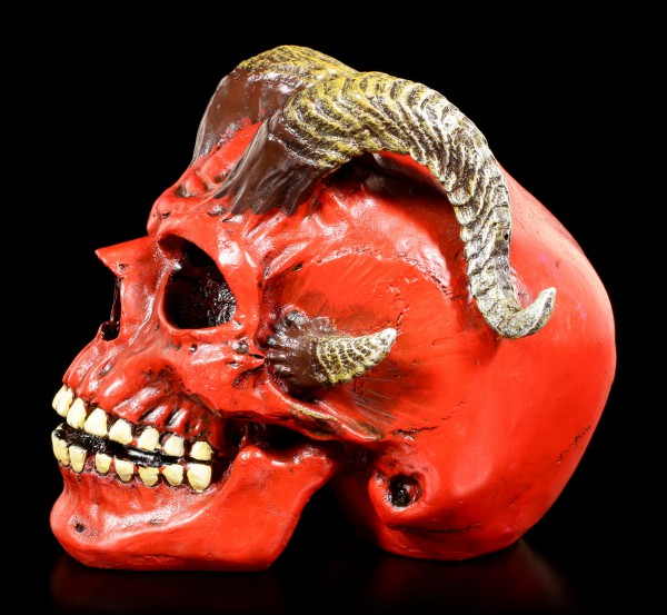 Devil Skull - Tenacious Demon