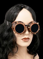 Steampunk Goggles - Industrial Gaze