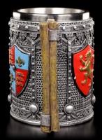 Knight Tankard - United Crests