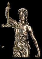 Lady Justice with Scale and Sword