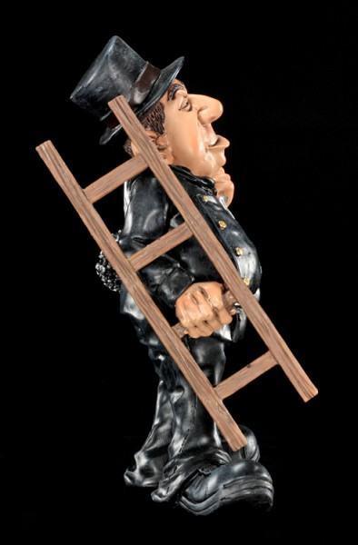 Funny Job Figur - Kaminkehrer