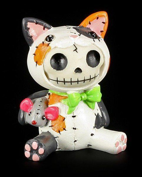 Calico Mao Mao - Furry Bones Figure