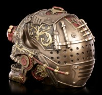 Steampunk Skull - Mechanical Dentition