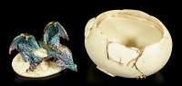 Drachen Schatulle - Aleister schlüpft aus Ei