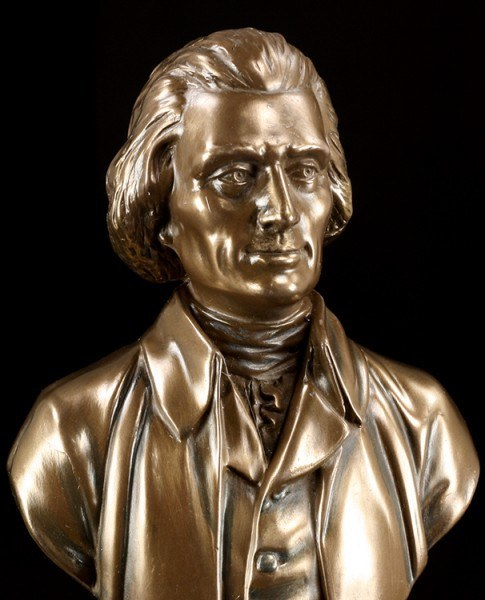 Thomas Jefferson Büste