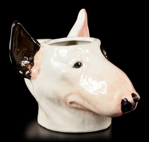 Keramik Tasse - Bull Terrier