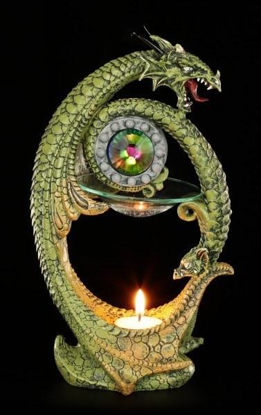 Drachen Duftlampe - Salazaar's Cole