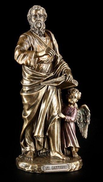 Matthew the Apostle Figurine - Saint Matthew