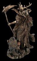 Hel Figurine - Goddess of the Underworld