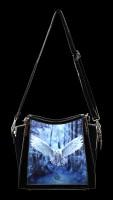 Lack Handtasche mit 3D Motiv - Awaken your Magic