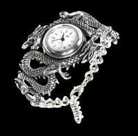 Alchemy Gothic Wrist Watch - Imperial Dragon