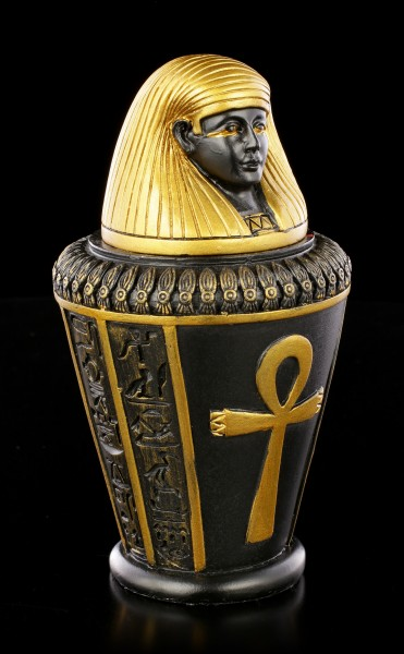 Canopic Jar - Imset - Son of Horus