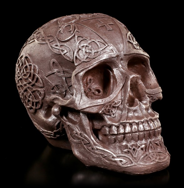 Skull - Celtic Iron