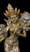 Grüne Tara Figur - Buddhistische Göttin
