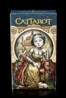 Tarotkarten - Katzen