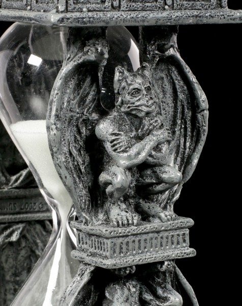Gargoyle Hourglass - 4 Guardians