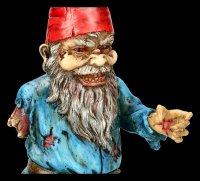Einarmiger Zombie Gartenzwerg - Vater