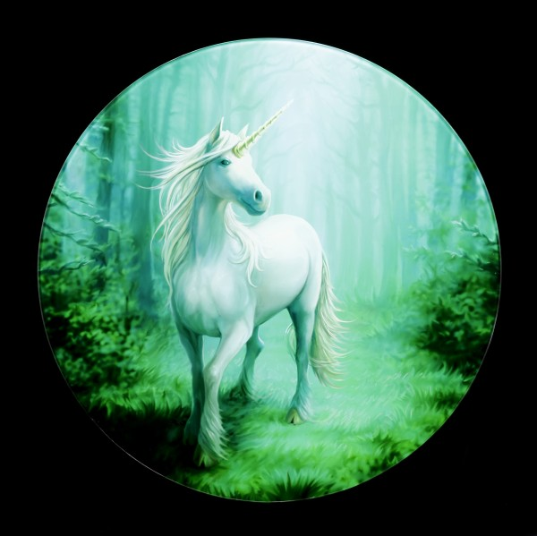 Beistelltisch mit Einhorn - Forest Unicorn