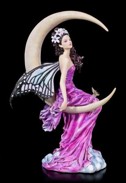 Fairy Figurine - Moon Amethyst by Nene Thomas