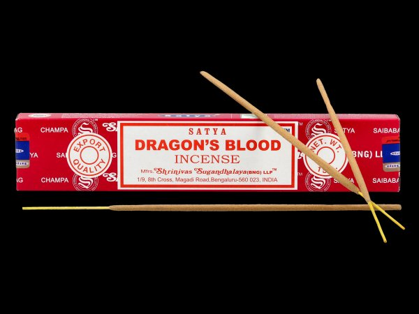 Räucherstäbchen - Dragon's Blood by Satya