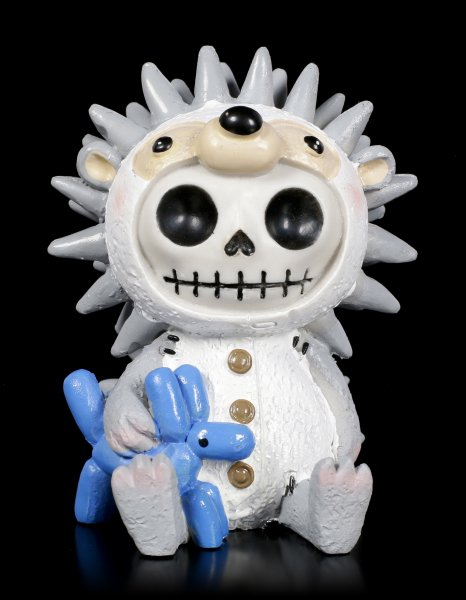 Furry Bones Figurine - Hedrick