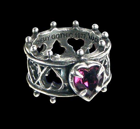 Elizabethan - Alchemy Gothic Ring