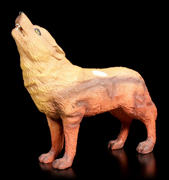 Wolf Spirit Figur - Grand Canyon