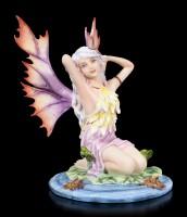 Fairy Figurine - Eria on Lily Pad