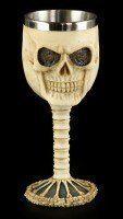 Totenkopf Kelch - Deadly Grin