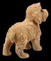 Dog Figurine - Labradoodle