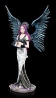 Dark Angel Figur - Schutzengel Tira mit heiligem Kreuz