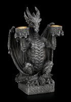 Dragon as Candlestick