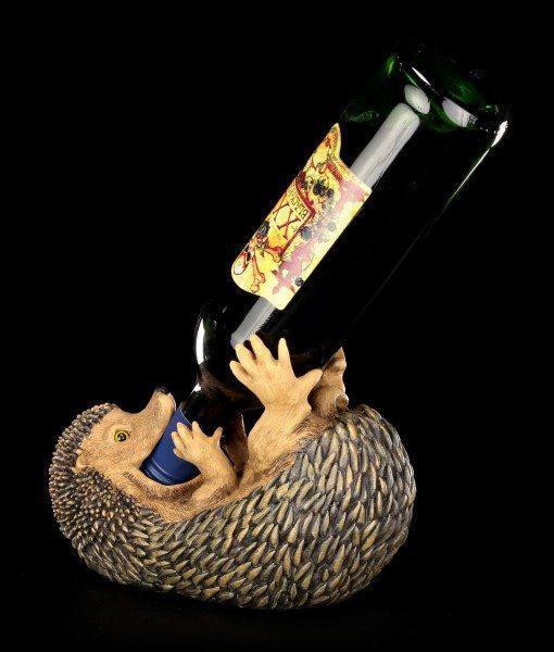 Flaschenhalter - Igel