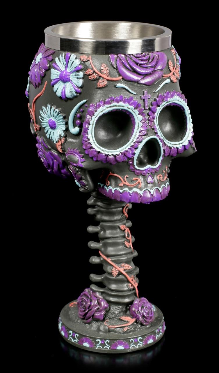 Totenkopf Kelch - Twilight Blooms