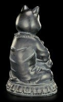 Buddha Figurine - Meditating Cat