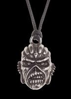 Iron Maiden Necklace Eddie - Alchemy Rocks
