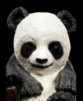 Garden Figurine - Sleeping Panda