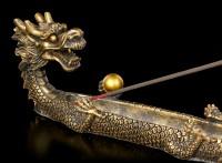 Incense Stick Holder - Feng Shui Dragon