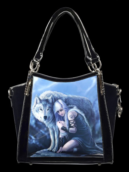 Fantasy Handbag with 3D Picture - Protector