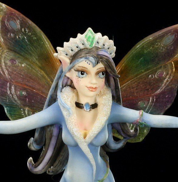 Elfen Figur - Snow Queen - limitiert