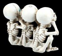 Skeleton Figurine Calaveras - No Evil