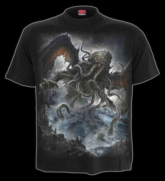 T-Shirt Fantasy - Cthulhu