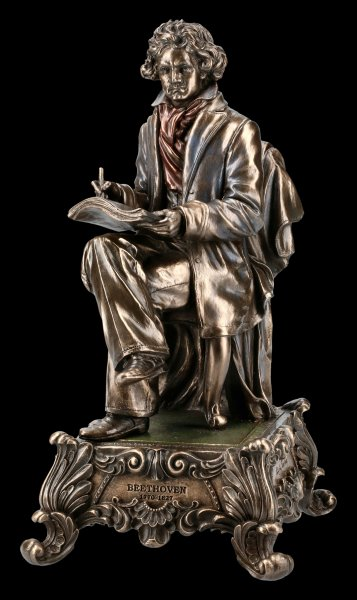 Beethoven Figurine - Musical Box