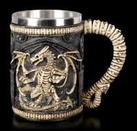 Skeleton Dragon Tankard