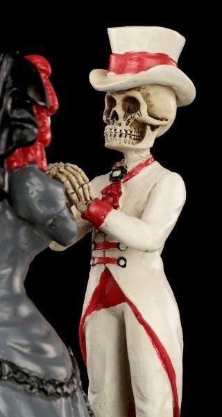 Skelett Brautpaar - Devoted to you