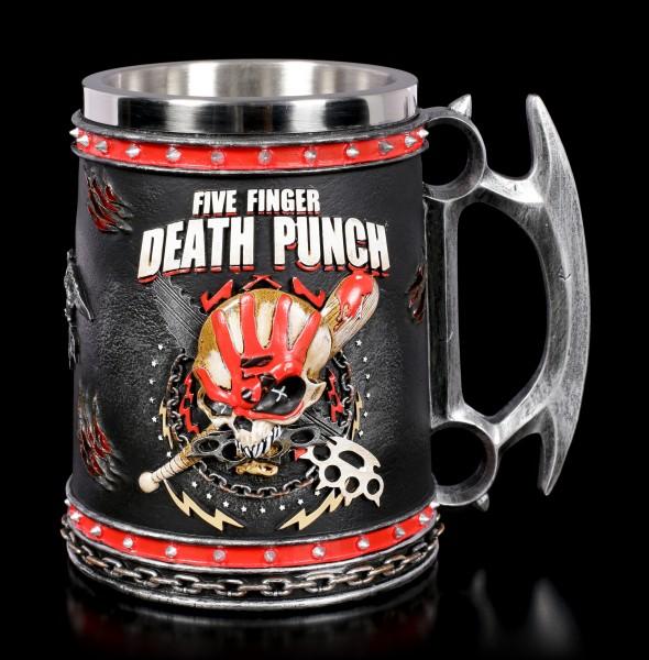 Five Finger Death Punch Tankard - 5FDP