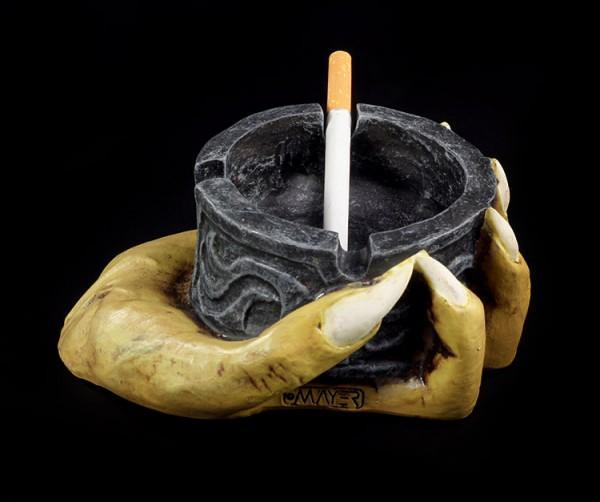 Demon Hand Ashtray - Markus Mayer