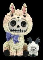 Furrybones Figurine - Alpaca Paco